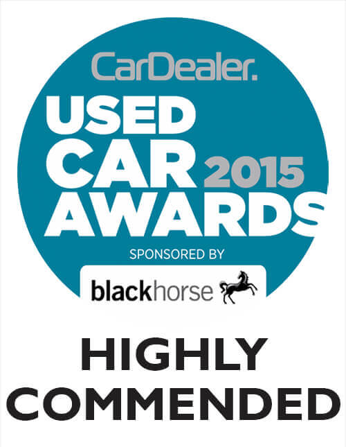 Car Dealer Awards 2016, Highly Commended