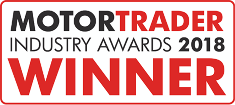 Motor Trader Industry Awards 2015 - Winner